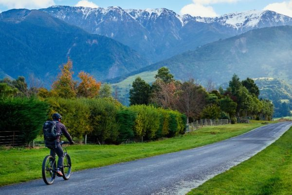 Kaikoura Trail opening ride